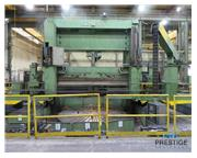 "Schiess KS-750 196"" CNC Vertical Boring Mill"