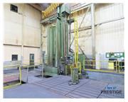 "Toshiba BSF-160 6.3"" CNC Floor Type Horizontal Boring Mill"