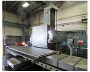 "Giddings & Lewis G60T 6"" CNC Table Type Horizontal Boring Mill"
