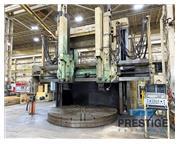 "144"" Gray CNC Vertical Boring Mill"