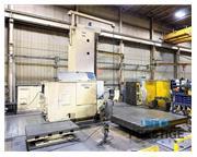 "Giddings & Lewis H600-FX 6"" CNC Floor Type Horizontal Boring Mill"