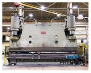 Dreis & Krump 1000 Ton Hydraulic Press Brake