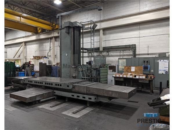 "Giddings & Lewis 70-H-6T 6"" CNC Horizontal Boring Mill Rebuilt"
