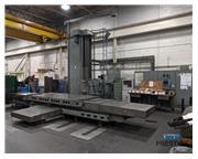 """Giddings & Lewis 70-H-6T 6"""" CNC Horizontal Boring Mill Rebuilt"""