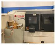 2013 Feeler FT-250 Cnc Turning Center W/ Fanuc 0i-TD Control