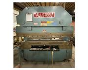 "95 Ton 96"" Bed Allsteel 95-8 PRESS BRAKE, Nice and Well Maintained"