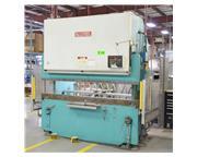 """120 Ton 96"""" Bed Allsteel 120-8 PRESS BRAKE, Automec CNC-1000 Back Gauge"""
