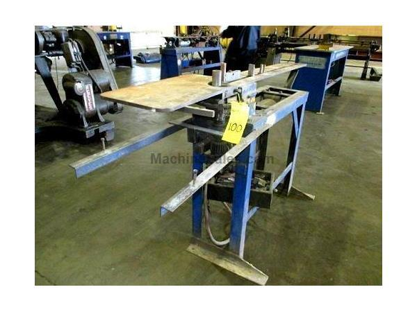 Wire Bending Bench