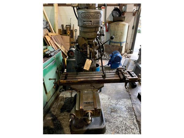 Bridgeport J Head Milling Machine
