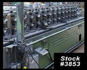 "16 Stand x 2"" x 8"" TISHKEN #16MW2 Rollformer"