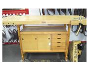 Workbench Wood w/2Clamps