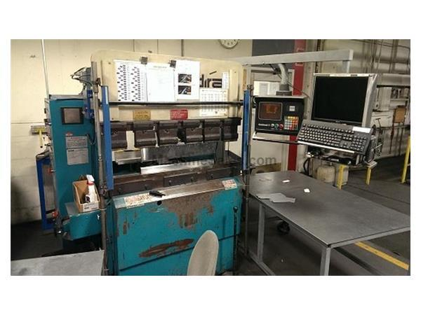 1999, Adira, QHA-2012, 4' x 22 Ton Hydraulic Press Brake