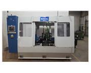 NAGEL MODEL TF4-20 CNC FLEXIBLE CRANKSHAFT LAPPING/SUPER FINISHING MACHINE