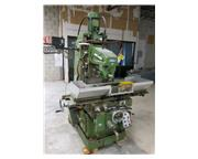 "51"" Table 10HP Spindle OKK MH-2P HORIZONTAL MILL, Bed Type,OverArm  Arbor Support, Ve"