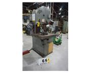 "20"" Throat 12"" Height DoAll 2012-2H VERTICAL BAND SAW, Vari-Speed,Hyd-table Feed"