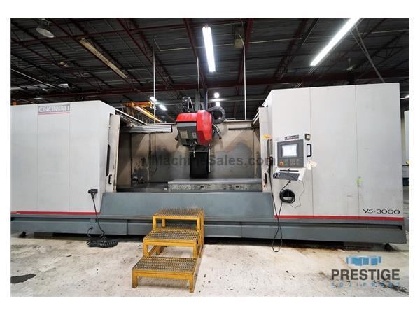 Cincinnati V5-3000 5-Axis CNC High Speed Vertical Machining Center