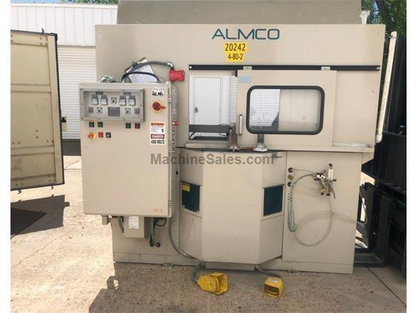 "No.2SF-36,Almco Spindle Series, 2-Spdl, 36""Tub, 6""Max Dia., '"