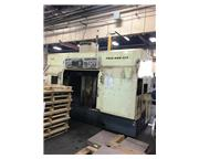 FUJI ANW 41T TWIN SPINDLE CNC LATHE WITH ROBOT