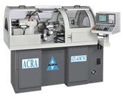 ACRA MODEL ATL-618 CNC TOOLROOM PRECISION LATHE WITH FANUC OI MATE TD CONTROLLER