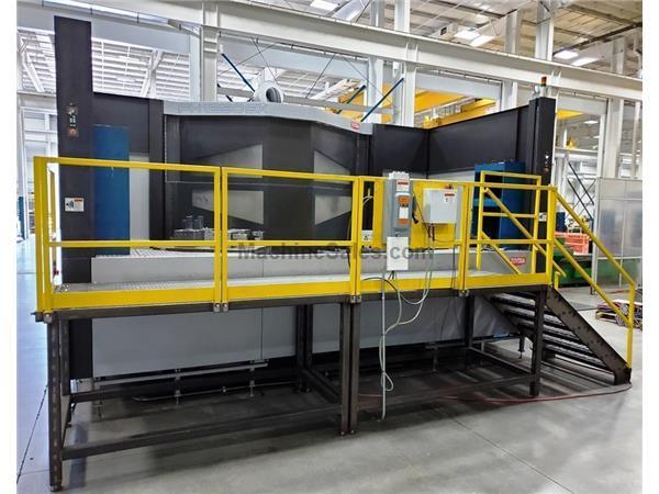 TOYODA FH-1250SX 4-AXIS CNC HORIZONTAL MACHINING CENTER