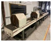 """19"""" Dia 144"""" Stroke Sunnen HL-3500D, 2001, PLC CONTROL, TOOLING HONE, Located in"""