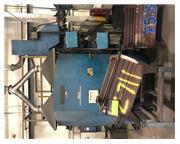 5' Wheelabrator table # WMT-60 , (2) 15HP EZ FIT blast wheels, manuals, spare parts, MI 20