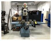"40"" X Axis 5HP Spindle Southwest Ind. FHM5 CNC VERTICAL MILL, ProtoTrak SMX Cntrl,Bed"
