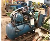 WORTHINGTON CORP MODEL BN TWO STAGE COMPRESSOR W/TANK (10178)