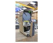 "14"" Screen Deltronic DH214MPC5EAMS, CNC ROUTINES, OPTICAL COMPARATOR, WITH MPC-5 DRO"
