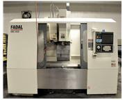 FADAL MODEL VMC4525HT CNC VERTICAL MACHINING CENTER