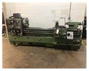 "20"" X 80"" NARDINI MODEL IN2080T HEAVY DUTY GAP BED LATHE"