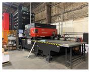 2000 Watt Amada Pulsar 2415-NT CNC Laser