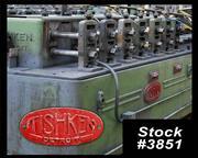 "12 Stand x 2"" x 8"" TISHKEN #12MW2 Rollformer"