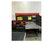 "1997 Amada Vipros 357 Queen, 33 Ton, 50"" x 72"" Travel CNC Turret Punch"