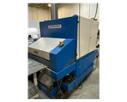 "2007 Steel Master 37"" Wide Wet Deburring Machine"