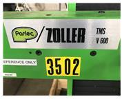 ZOLLER PARLEC VENTURION TOOL PRESETTER, Model V600, 2 Axis DRO, Comparator