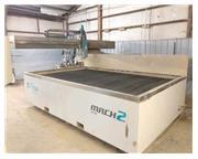 Flow Waterjet Cutting System, Model Mach2-2031b, 6' x 12' Capacity,
