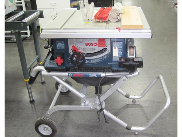 "Table Saw 10"" Jobsite L/T Bsch"