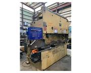 "200 Ton x 144"" HTC Hydraulic Brake Press w/Automec BG"