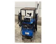Miller Shopmaster 300 AC/DC, TIG, Stick, MIG, 300 Amp, Memco Wire Feed, 199