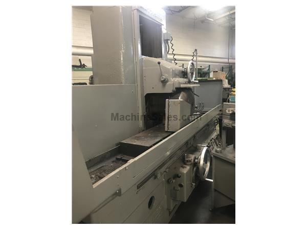 "14"" x &2"" MATTISON SQUARE COLUMN SURFACE GRINDER POWER INCREM"