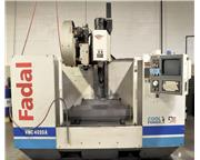 USED FADAL MODEL 4020A CNC VERTICAL MACHINING CENTER, Stock # 10815