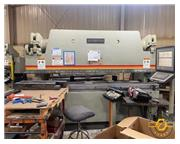 ACCURPRESS 710010 , 100TON, 10' LONG, ETS 3000 CNTRL NEW: 1997