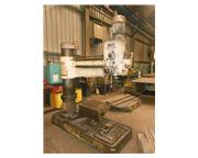 "5' X 13"" OOYA MODEL RE1450D RADIAL DRILL"