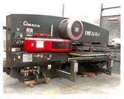 33 Ton Amada EMK-3610NT CNC Turret Punch