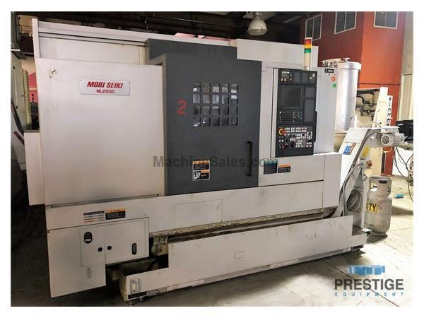Mori Seiki NL2500Y/700 CNC Turning Center