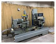 "8"" X 51"" HEY NO.3 CNC DOUBLE END FACING & CENTERING MACHINE"
