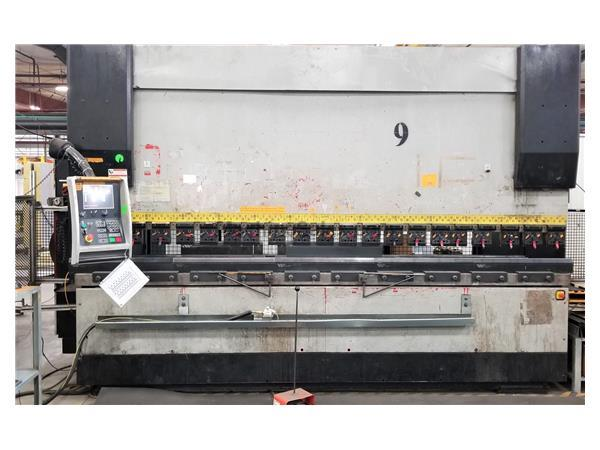 2003 Amada HFE1304, 13' x 143 Ton CNC Hydraulic Press Brake