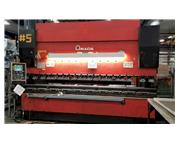 2001 Amada HFE2204, 14' x 242 Ton CNC Hydraulic Press Brake