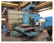 """Giddings & Lewis  70-G5-T 5"""" CNC Table Type Horizontal Boring Mill"""